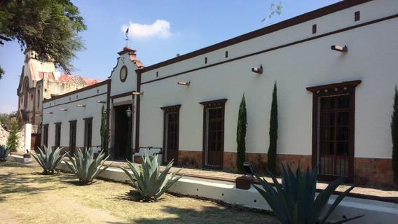 Venta O Renta Por Evento Preciosa Ex Hacienda San Antonio Calichar, Guanajuato Límites Con Corregidora Querétaro