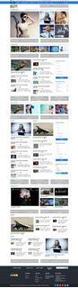 Active News - Script Template Portal De Notícias Ou Revistas