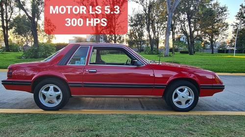 Imagen 1 de 12 de Mustang 83 Ls 5.3 Swap Hard Top