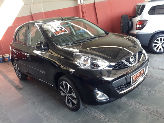 Nissan March 1.6 Sl 2015