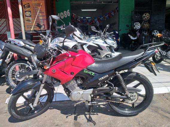 Yamaha Ybr 125 Factor Ano 2015