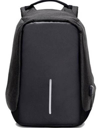 Mochila Anti Furto Usb Notebook Original