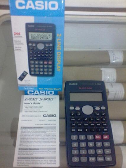 Calculadora Casio Cientifica Fx-95ms Original