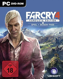 Far Cry 4 Complete Edition Pc Uplay Cd Key
