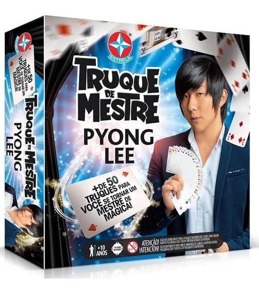 Jogo Truque De Mestre Pyong Lee Estrela - 1001603100085