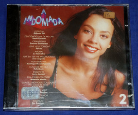 A Indomada 2 - Trilha Sonora Da Novela - Cd - 1997