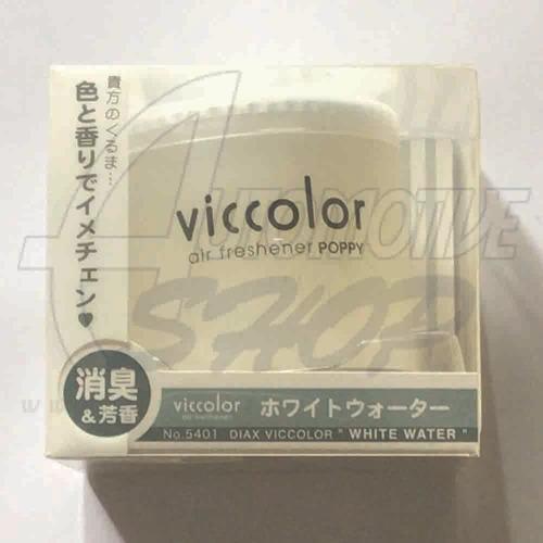 Imagem 1 de 2 de Aromatizante Odoriza Cheirinho Viccolor 85g Gel White Water