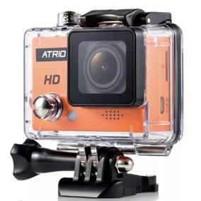 Câmera Atrio Fullsport Hd Tela Lcd Usb Prova D