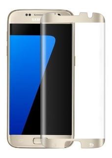 Película De Vidro Temperado 3d Com Borda Galaxy S7 Edge
