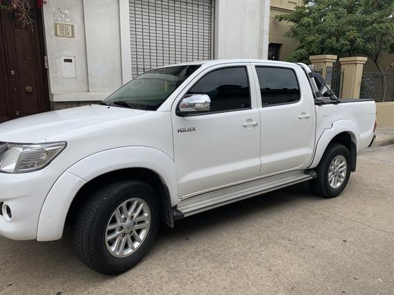 Toyota Hylux Doble Cabina Impecable 2015 Unico Dueño