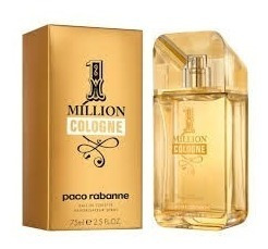 1 Million Cologne Paco Rabanne - Masculino 125ml 100% 0rigi