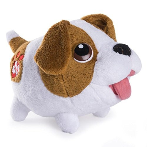 Chubby Puppies Jack Russell Terrier Plush