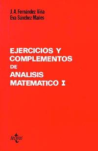 Ejercicios Análisis Matemático 1, Fernandez Viña, Tecnos