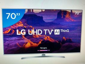Smart Tv Led 70 Lg 4k Ultra Hd 70uk6540