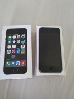 iPhone 5s 16gb Cinza