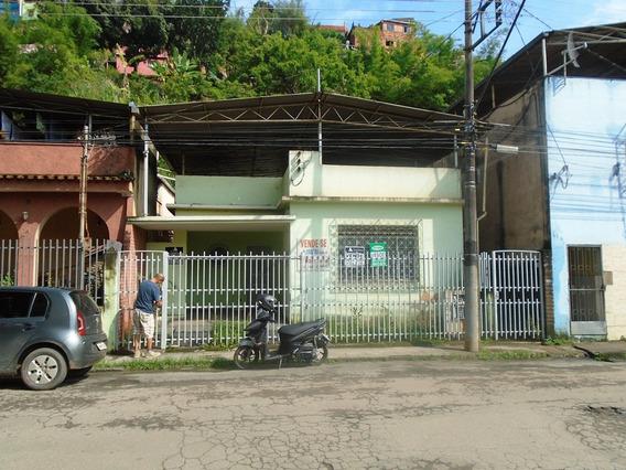 Casa Com 7 Quartos Para Comprar No Triângulo Em Ponte Nova/mg - 3961