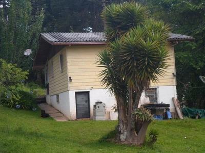 Chácara Em Vila Paulista, Campos Do Jordão/sp De 70m² 2 Quartos À Venda Por R$ 2.000.000,00 - Ch100768