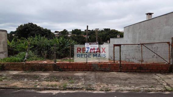 Terreno À Venda, 400 M² Por R$ 65.000,00 - Jardim Nossa Senhora Das Graças (rubião Junior) - Botucatu/sp - Te0088