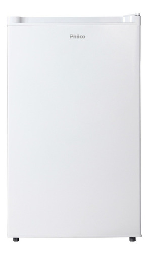 Geladeira/refrigerador 123 Litros 1 Portas Branco - Philco - 110v - Pfg125b