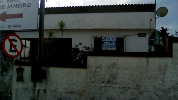 Casa Em Centro, Maricá/rj De 100m² 3 Quartos À Venda Por R$ 550.000,00 - Ca412784