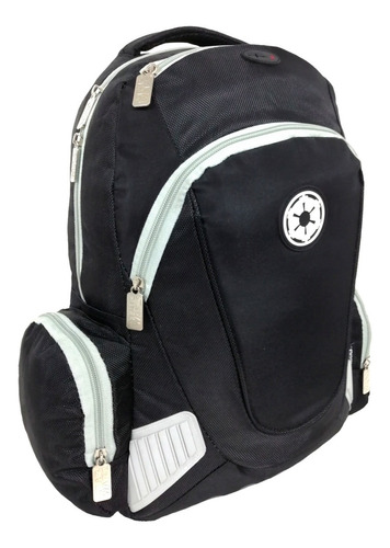 Mochila Star Wars Imperio Galactico Backpack Juvenil Ginga