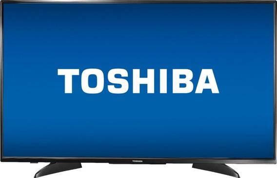 Televisor Tv 43 Pulgadas Led 4k Toshiba Ultra Hd Smart Tv