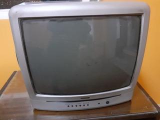 Televisor Color 20 Audiologic Modelo 20zu Con Control
