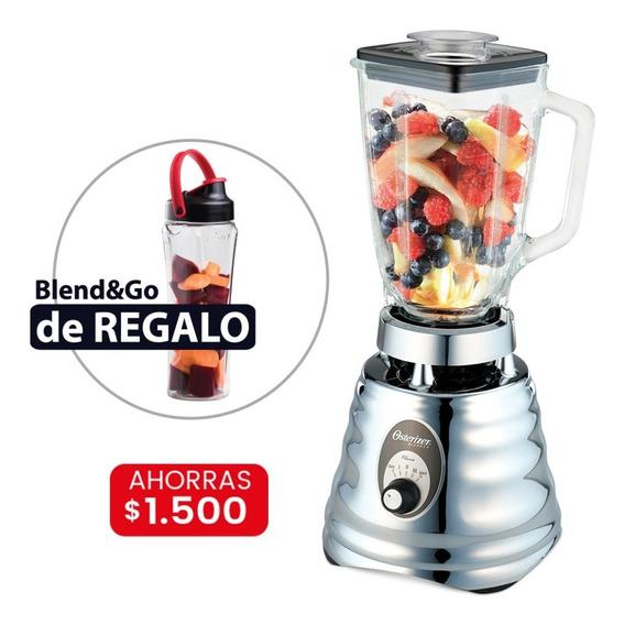 Licuadora Clásica Oster 4655 + Vaso Blend & Go De Regalo