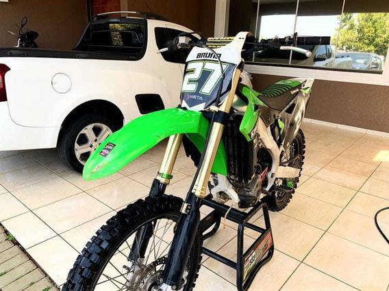Kawasaki Kx 250f 2013