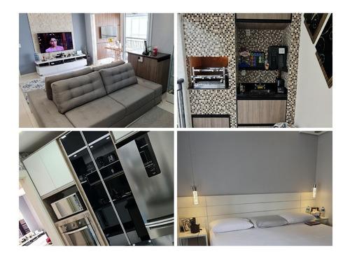 Auge Home Resort - 03 Dormitórios Com 106m