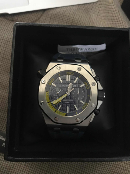 Reloj Estilo Audemars Piguet 41mm