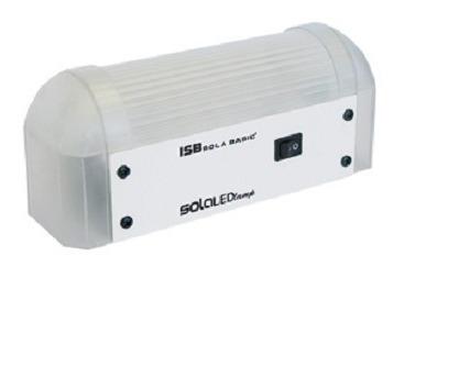 Lampara De Emergencia Tipo Led Solabasic Minilamp Lep 06-30l