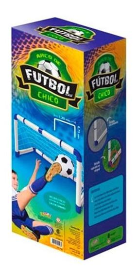 Arco De Fútbol 120 X 080 X 65 Mts. Dimare Envio Full
