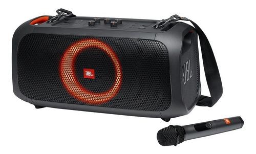 Caixa De Som Portátil Jbl Party Box On-the-go Com Bluetooth,