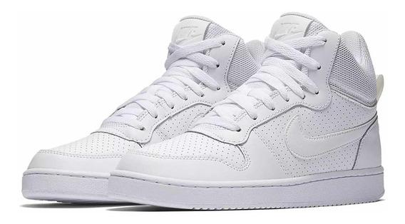 Tenis Nike Bota Dama Original Court Mid, Envió Gratis