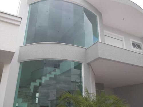 Imagem 1 de 12 de Casa À Venda, 4 Quartos, 3 Suítes, 4 Vagas, Jardim Novo Horizonte - Sorocaba/sp - 4917