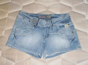 Shorts Jeans Morena Rosa Original ( Tenho Sawary, Biotipo)