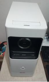 Cpu Gamer Asus Phenom X4 9650 4gb 320gb Video Radeon Hd 5450