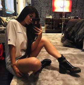 Botas Louis Vuitton Kylie Jenner
