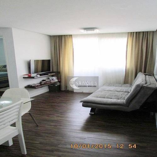 Imagem 1 de 13 de Apartamento Com 2 Dormitórios À Venda, 45 M² Por R$ 265.000,00 - Taboão - São Bernardo Do Campo/sp - Ap3134