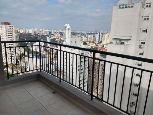 Apartamento Com 2 Dormitórios Com Suiteà Venda, 70 M² Por R$ 850.000 - Vila Clementino - São Paulo/sp - Ap1403