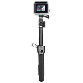 Portátil Selfie Pod Gopro Telescópica Pólo Monopods Para Esp