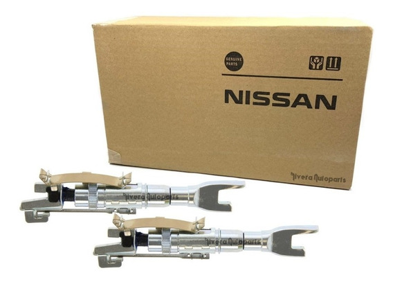 Kit Ajustador Balatas Tambor Originales Nissan Sentra 2013