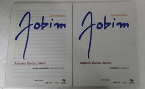 Cancioneiro Jobim + Biografia - Antonio Carlos Jobim