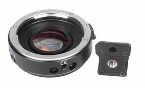 Adaptador Viltrox Ef-eii F Booster Sony A7siii A6500 A6300