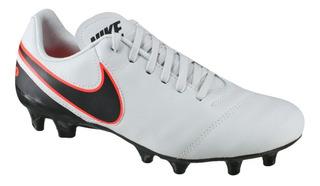 Chuteira Nike Tiempo Genio Ii Fg Couro Legítimo Oferta
