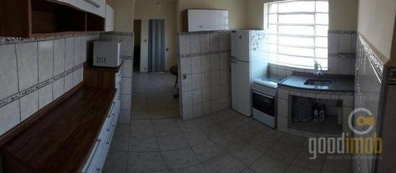 Apartamento No Centro De Sorocaba, Com Móveis Na Cozinha - Ap0071