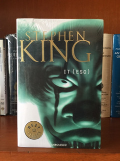 Stephen King It (eso) Portada Blanca Envio Gratis