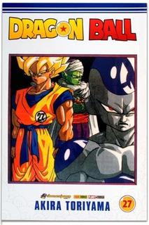 Revista Dragon Ball Super Edição 27/ Panin