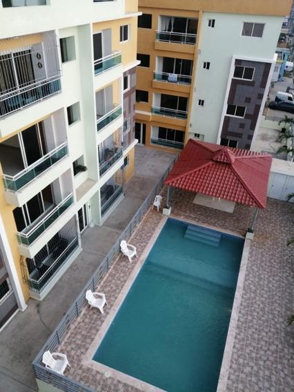 Moderno Residencial De Apartamentos